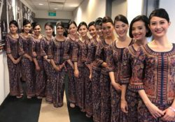 Singapore Airlines Career