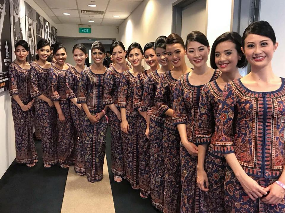 Singapore Airlines Career As A Cabin Crew Recent Update