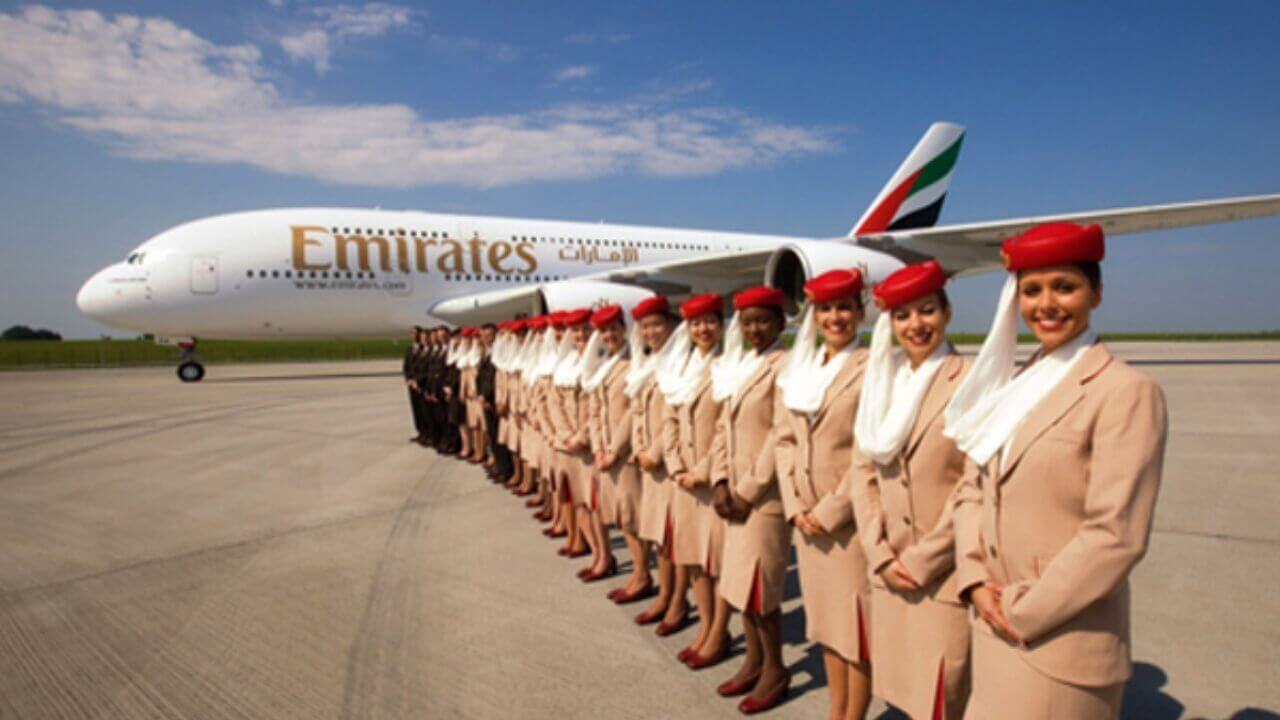 Emirates is Hiring