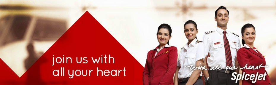 Spicejet career