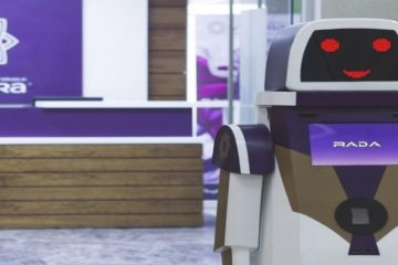 Vistara Robot RADA