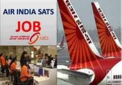 Air India SATS Recruitment