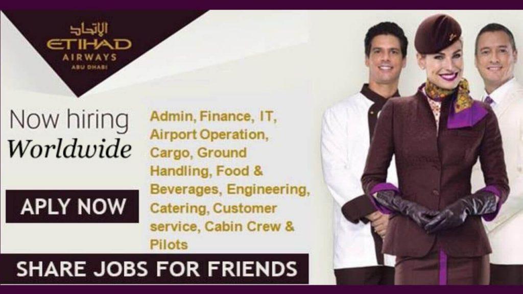 Etihad Airways Career