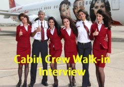 SpiceJet Cabin Crew Interview