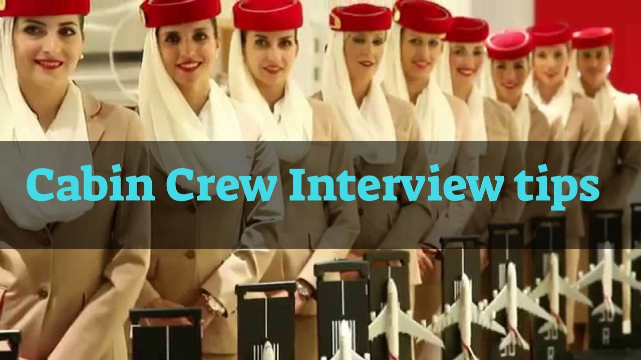 Cabin Crew Interview tips