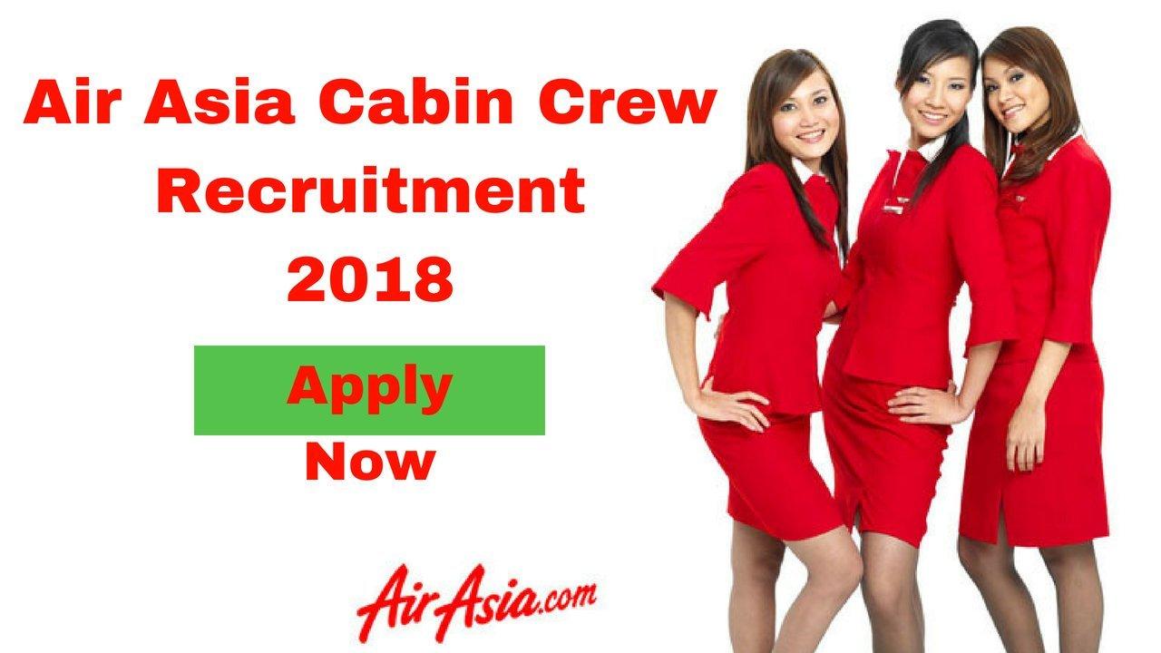 air asia cabin crew recruitment 2018 - walk in interview ( manila