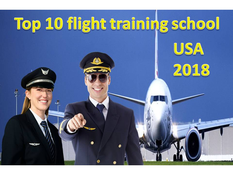 e0425ef1744 Top 10 flight training school in USA 2018 - Learn to fly aircraft