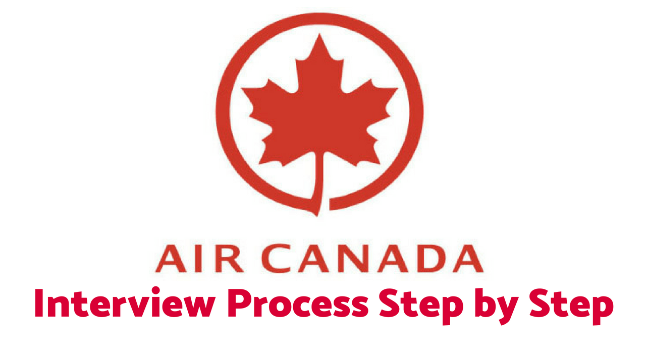 Air Canada Interview Process
