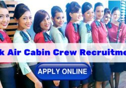 Silk Air Cabin Crew Recruitment