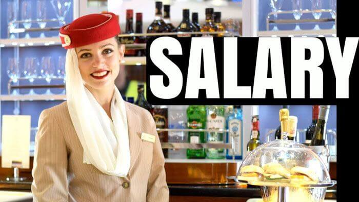 emirates airlines cabin crew salary