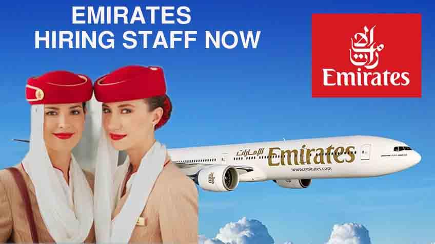 emirates airlines hiring