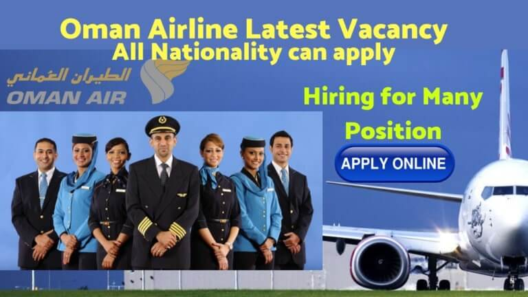 oman airline latest vacancy