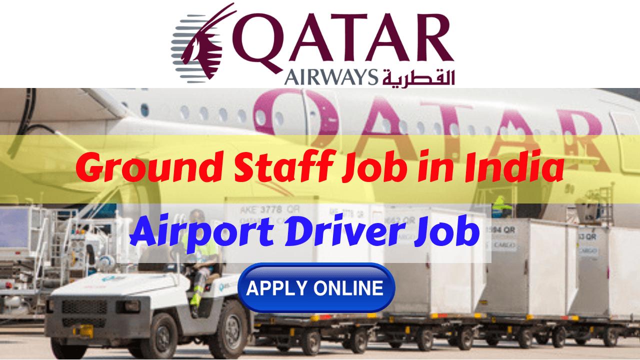 Qatar Airways Hiring Ground Staff