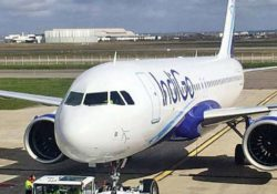 Indigo Airlines going