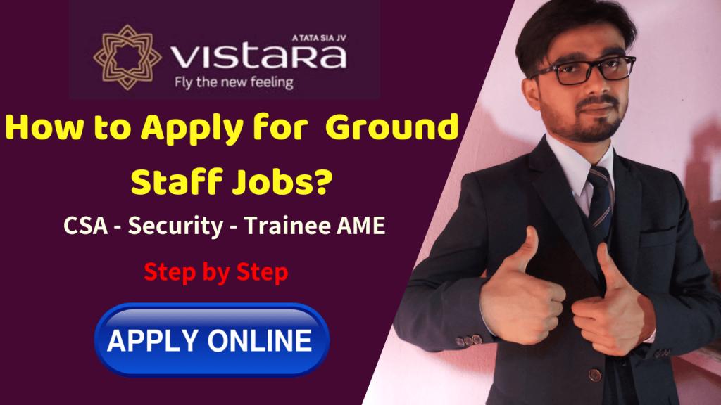 Ground Staff Jobs