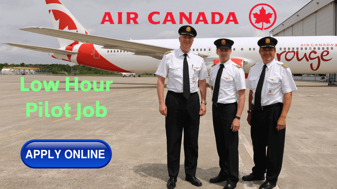 Low Hour Pilot Jobs