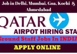 Indian Airport jobs
