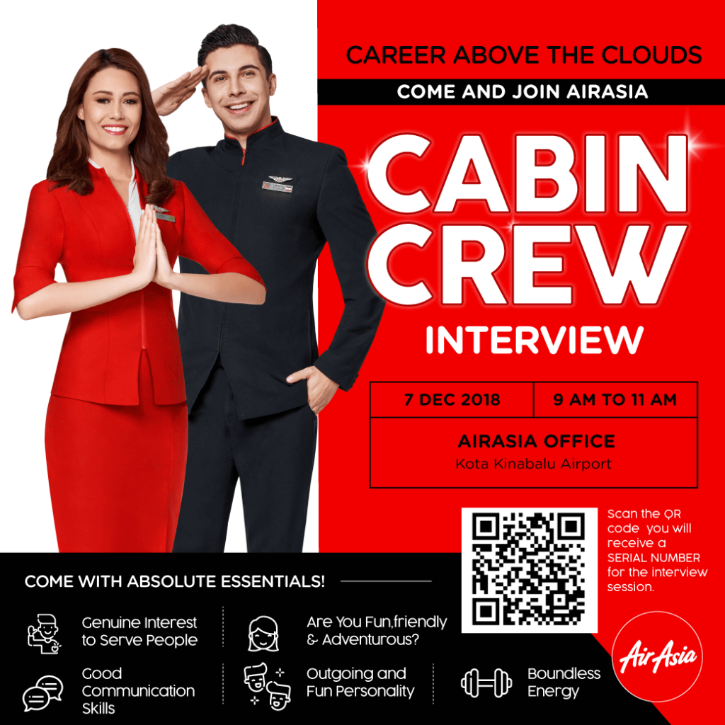 Air Asia Cabin Crew Interview