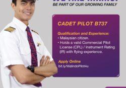 Cadet Pilot Jobs