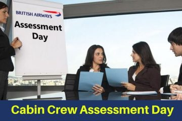 cabin crew assessment day