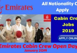 Emirates Cabin Crew Interview