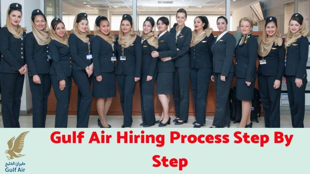 Gulf Air Hiring Process