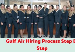 Gulf Air Hiring Process