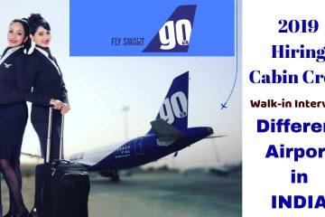 go air careers