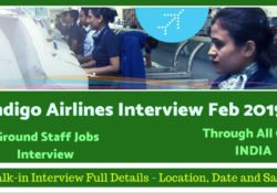 Indigo Airlines Interview