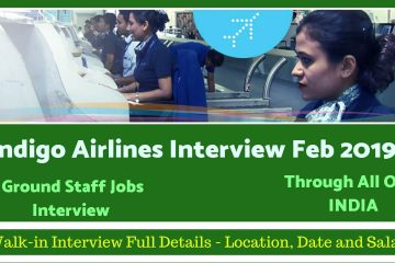 Indigo Airlines Interview