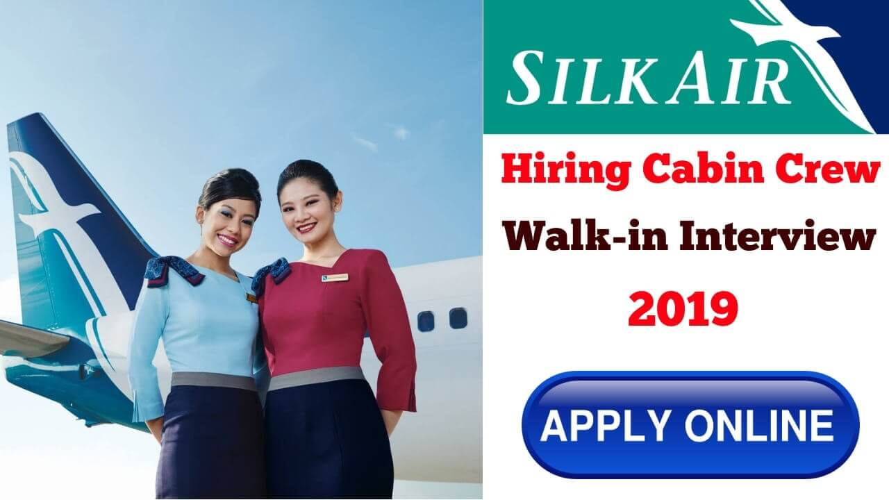 silk air cabin crew
