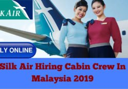 Silk Air Flight Stewardesses