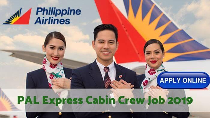 pal express cabin crew hiring