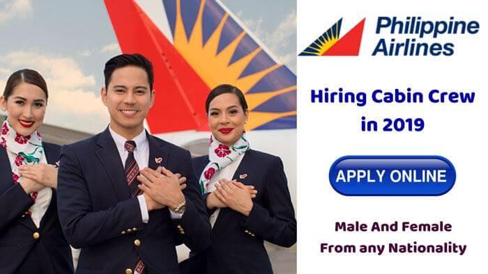 pal express hiring cabin crew