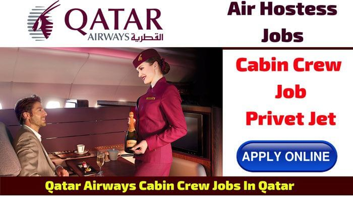 qatar airways hiring cabin crew private jet