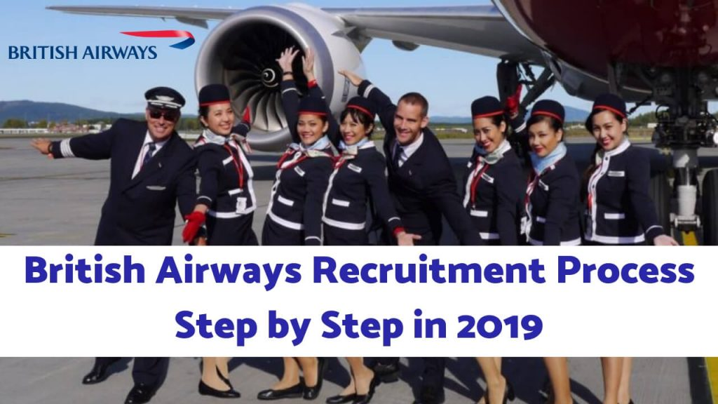 british airways recruitment