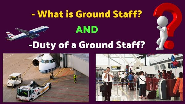 ground staff