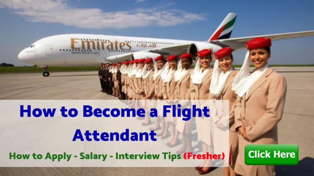 Become a Flight Attendant