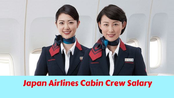 Japan Airlines Cabin Crew Salary and Work for JAL Singapore base