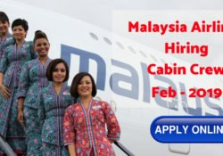 Malaysia Airlines Cabin Crew