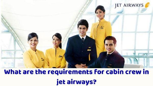 requirements cabin crew