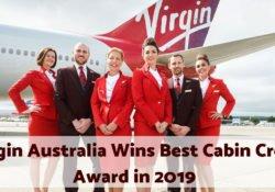 Virgin Australia Wins Best Cabin Crew