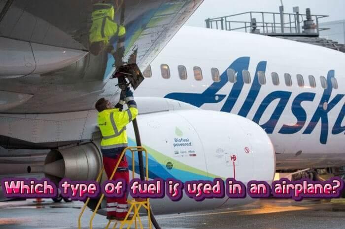 aviation fuel type