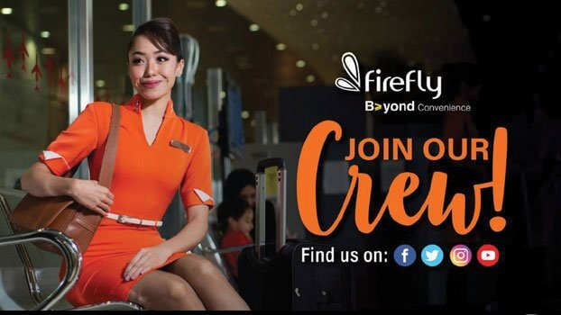 firefly cabin crew interview