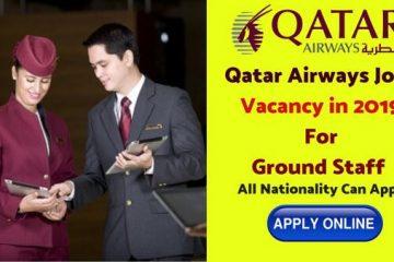 qatar airways jobs ground staff