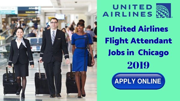united airlines flight attendant jobs