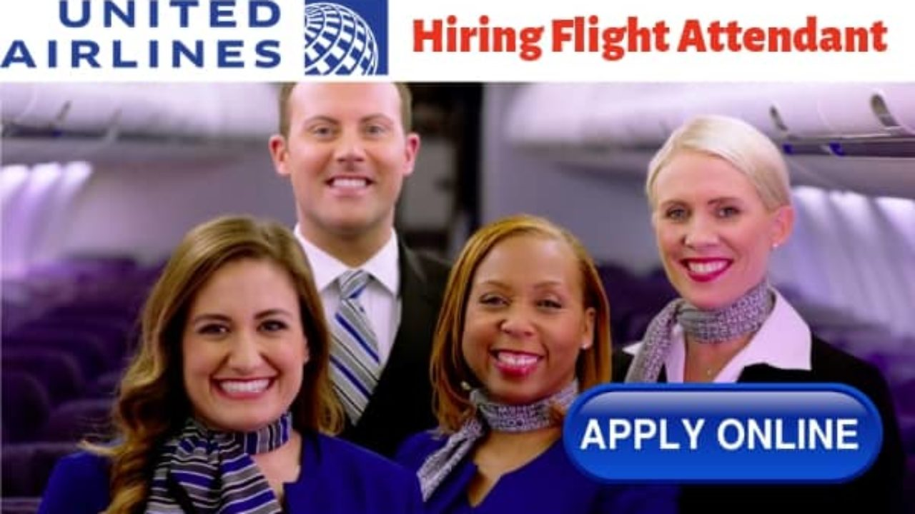 United Airlines Jobs Carrers For Flight Attendant In 2019