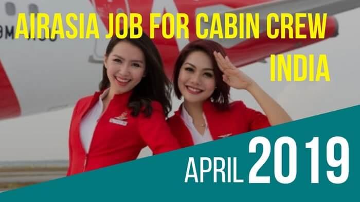 airasia job cabin crew