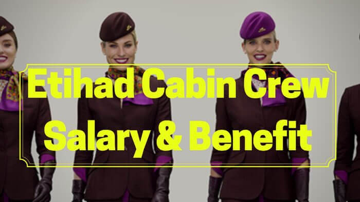 etihad cabin crew salary