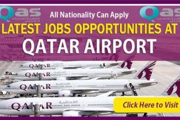 qatar airport jobs